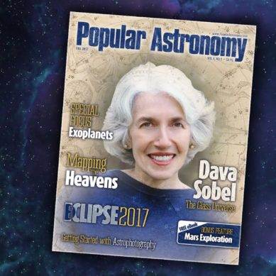 The New Popular Astronomy !
